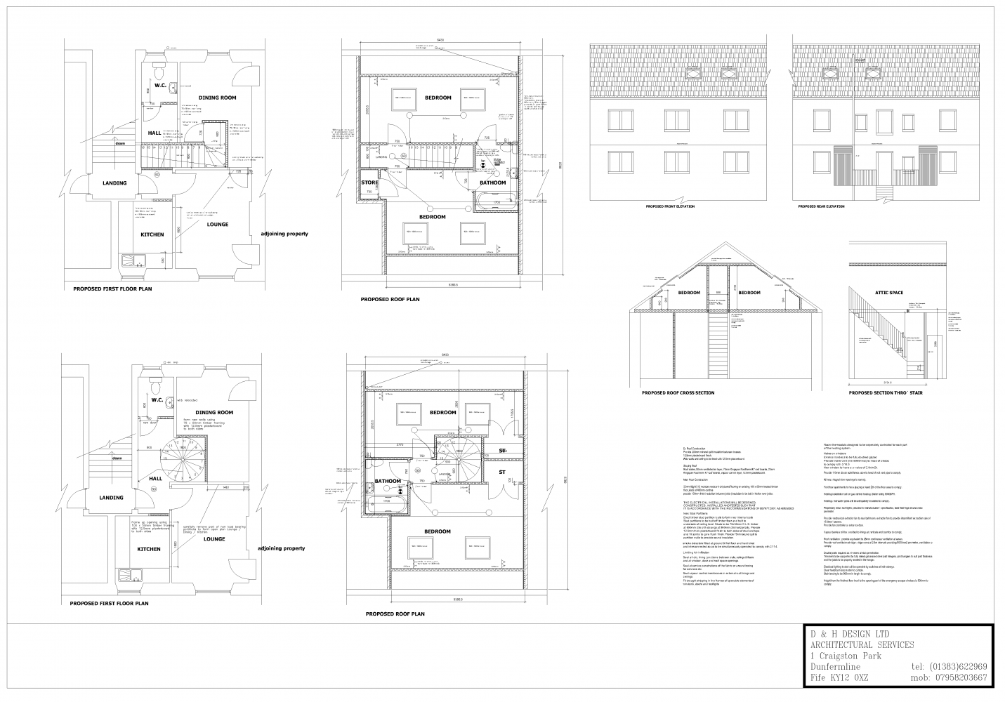 Attic loft conversion designs joy studio design gallery for Convert image to blueprint online